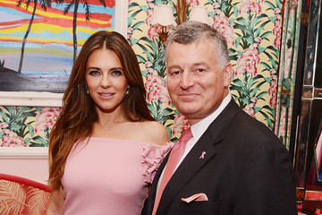 Elizabeth Hurley 'Hear Our Stories' Screening in NYC