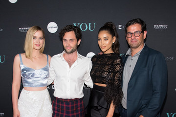 Elizabeth Lail 'You' Series Premiere Celebration