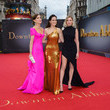 Elizabeth McGovern 'Downton Abbey' World Premiere - VIP Arrivals