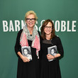 Elizabeth Strout Sally Field Signs Copies Of Her New Book 'In Pieces'