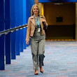 Elizabeth Truss Conservative Party Leader Speaks To Conference On Day Four
