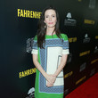 Elizabeth Tulloch Premiere Of Briarcliff Entertainment's 'Fahrenheit 11/9' - Red Carpet