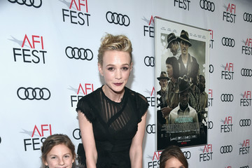 Elizabeth Windley AFI FEST 2017 Presented By Audi - Opening Night Gala - Screening Of Netflix's 'Mudbound' - Red Carpet