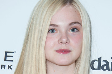 Elle Fanning Marie Claire's Fresh Faces Party