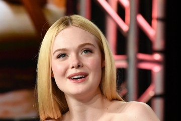 Elle Fanning 2020 Winter TCA Tour - Day 11