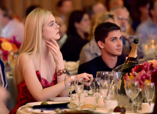 Elle Fanning And Logan Lerman Logan lerman and elle fanningElle Fanning And Logan Lerman