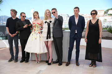 Elle Fanning Nicolas Winding Refn 'The Neon Demon' Photocall - The 69th Annual Cannes Film Festival