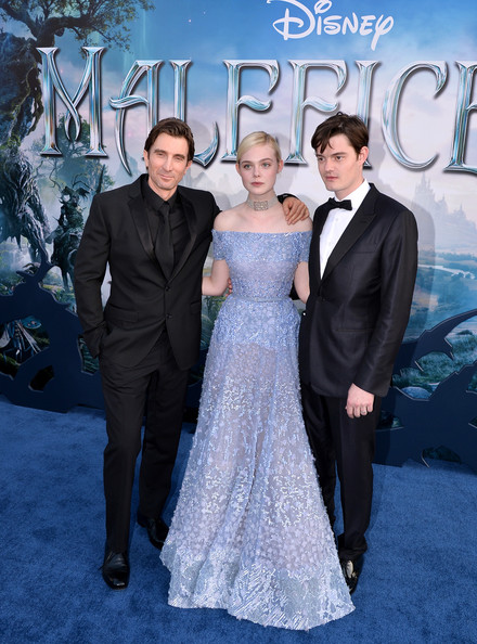 Elle Fanning and Sam Riley Photos Photos - 'Maleficent
