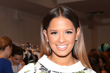 Rocsi Diaz Elle Runway Collection By KOHL's - Backstage - Style360 Spring 2015