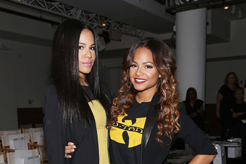 Christina Milian Elle Runway Collection By KOHL's- Front Row - Style360 Spring 2015