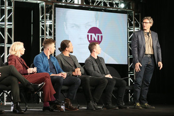 Ellen Barkin 2016 Winter TCA Tour - Day 3