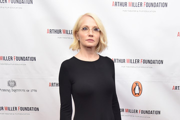 Ellen Barkin Arthur Miller - One Night 100 Years Benefit - Arrivals