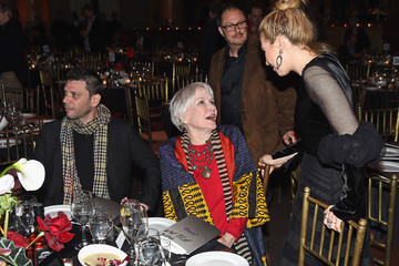 Ellen Burstyn The Anthology Film Archives Benefit and Auction