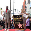 Ellen K 50 Cent Walk Of Fame Ceremony