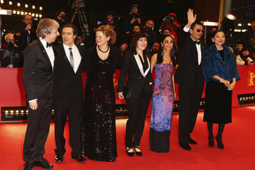 Ellen Kuras Athina Rachel Tsangari Closing Ceremony Red Carpet Arrivals - 63rd Berlinale International Film Festival