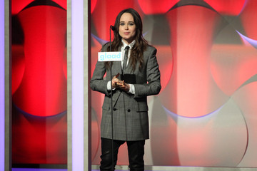 Ellen Page 25th Annual GLAAD Media Awards - Show