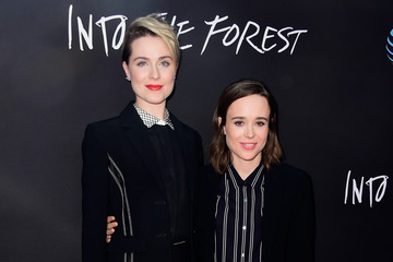 Ellen Page Premiere of A24's 'Into the Forest' - Arrivals