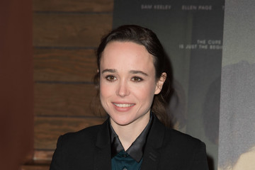 Ellen Page Screening Of IFC Films' 'The Cured' - Arrivals