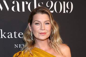 Ellen Pompeo Fifth Annual InStyle Awards - Red Carpet