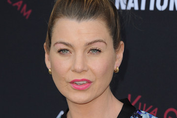 Ellen Pompeo Roc Nation Pre-Grammy Brunch