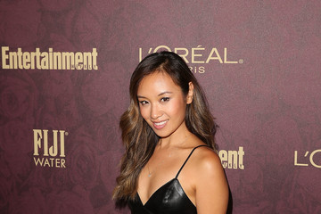 Ellen Wong FIJI Water At Entertainment Weekly Pre-Emmy Party