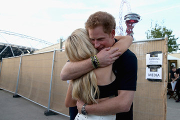 Ellie Goulding Behind The Scenes At The Invictus Games