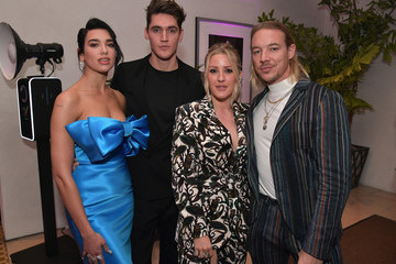 Ellie Goulding Pre-GRAMMY Gala And GRAMMY Salute To Industry Icons Honoring Clarence Avant – Inside