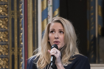 Ellie Goulding The Royal Family Attends The Commonwealth Observance Day Service