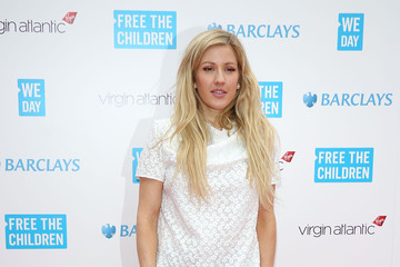 Ellie Goulding Arrivals at We Day UK