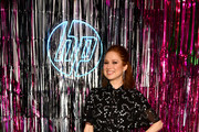 "Ellie Kemper Partnered With HP To Launch ""Print The Holidays,"" And Hosted A Game Night In NYC On November 19, 2019 To Help People Find The Harmony Between Their Digital And Real Lives"