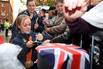 Ellie Simmonds Olympics & Paralympics Team GB - Rio 2016 Victory Parade