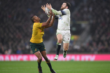 Elliot Daly England v Australia - Old Mutual Wealth Series