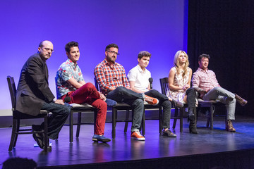 Elliot Fletcher MTV's 'Faking It' Screening At The Los Angeles LGBT Center