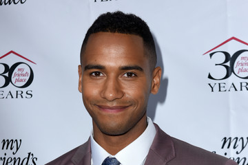 Elliot Knight My Friend's Place 30th Anniversary Red Carpet and Gala