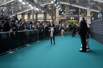 Eloise Broady Opening Ceremony And 'Lion' Premiere - 12th Zurich Film Festival