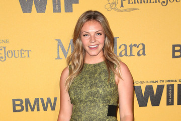 Eloise Mumford Arrivals at the Woman in Film Crystal + Lucy Awards — Part 2