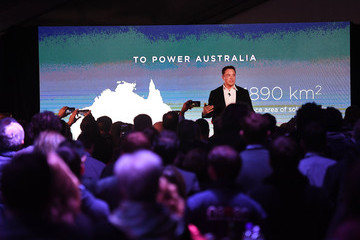 Elon Musk Tesla Launches Powerpack Project in South Australia