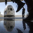 Elon Musk Spacex Prepares For First Manned Spaceflight With NASA Astronauts