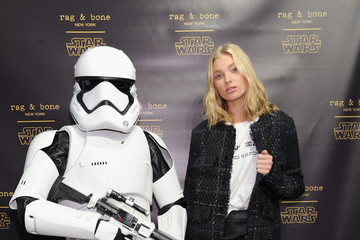 Elsa Hosk rag & bone and Disney Celebrate the Launch of the rag & bone X Star Wars Collection