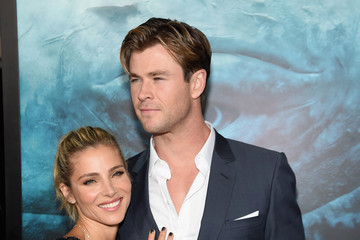 Elsa Pataky 'In the Heart of the Sea' New York Premiere - Red Carpet