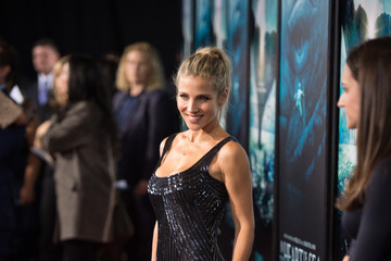 Elsa Pataky 'In the Heart of the Sea' New York Premiere - Outside Arrivals