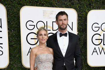 Elsa Pataky 74th Annual Golden Globe Awards - Arrivals