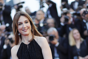 Elsa Zylberstein 'Ismael's Ghosts (Les Fantomes d'Ismael)' and Opening Gala Red Carpet Arrivals - The 70th Annual Cannes Film Festival
