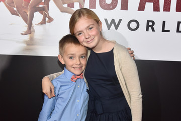 Elsie Fisher 'McFarland, USA' Premieres in Hollywood — Part 2
