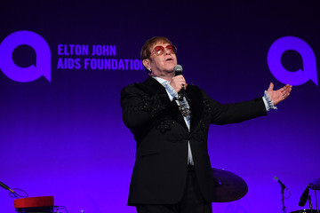 Elton John Elton John AIDS Foundation's 17th Annual An Enduring Vision Benefit - Show