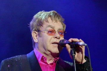 Elton John Inside the Hot Pink Party