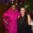 Donna Karan and Iman Photos