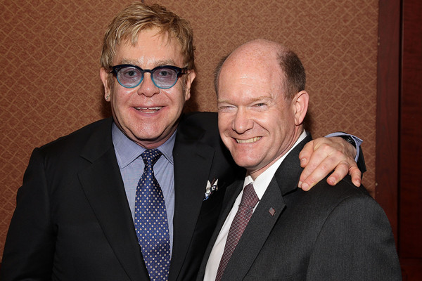 Elton John AIDS Foundation and The ONE Campaign Host Reception on Global HIV/AIDS Funding