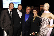 Elton John and David Burtka Photos Photo