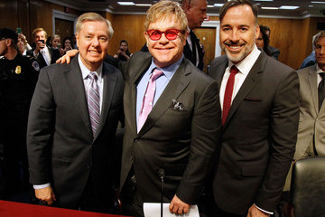 Elton John Sir Elton John Testifies Before U. S. Congress to Urge Critical Support in Global Fight Against HIV/AIDS